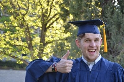 completing post secondary education