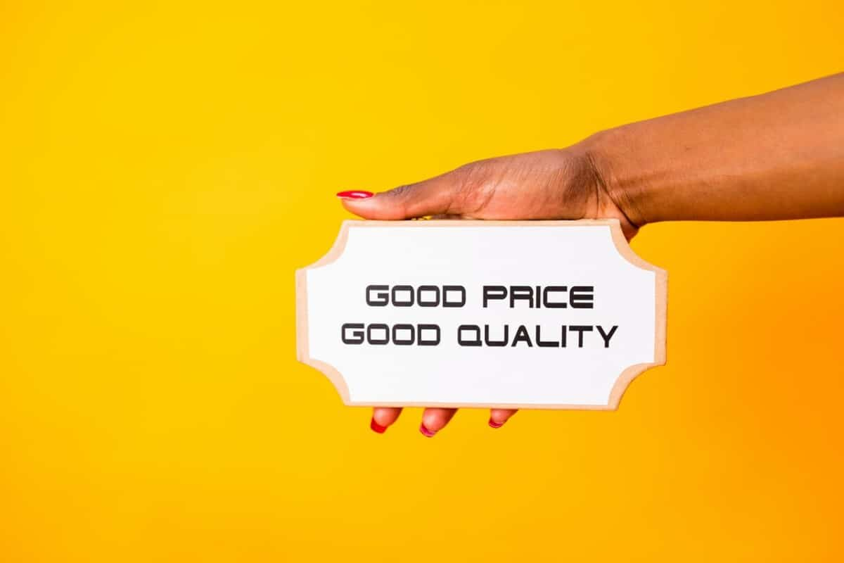 """What Is the Difference Between """"Quality"""" and """"Good Quality?"""""""