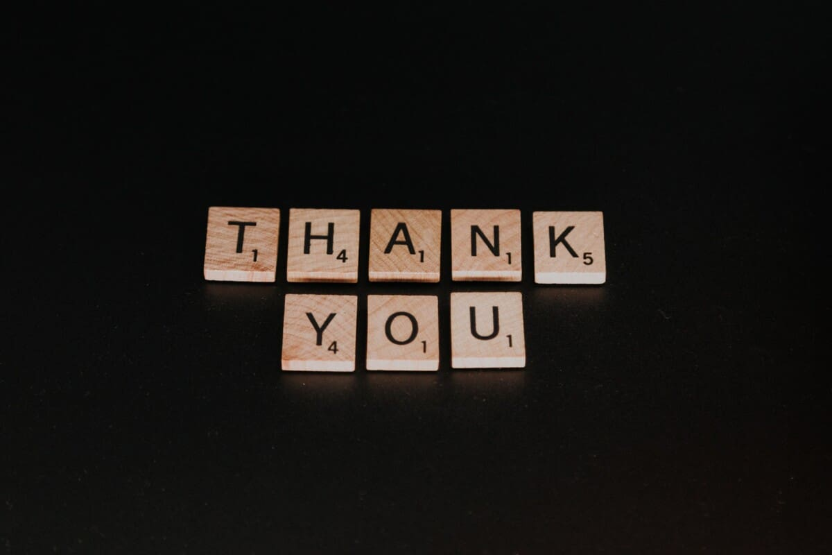 """Is It Correct to Say, """"Thank You Both""""?"""